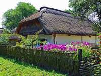 Museumsdorf in Ungarn