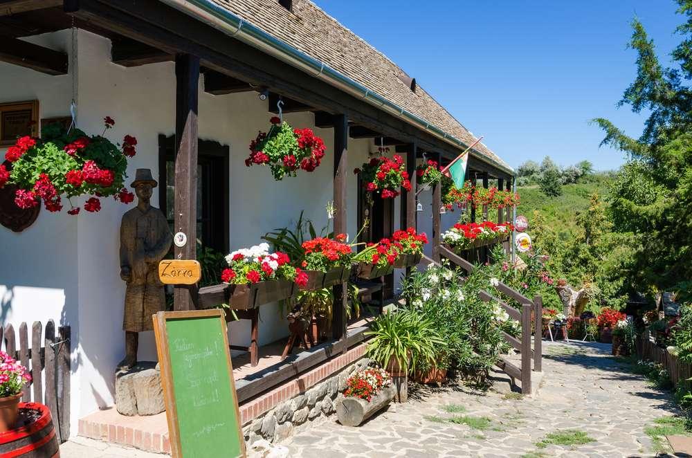 Hollokö Museum Village in Hongarije (16×11)