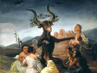 goya and his puzzle