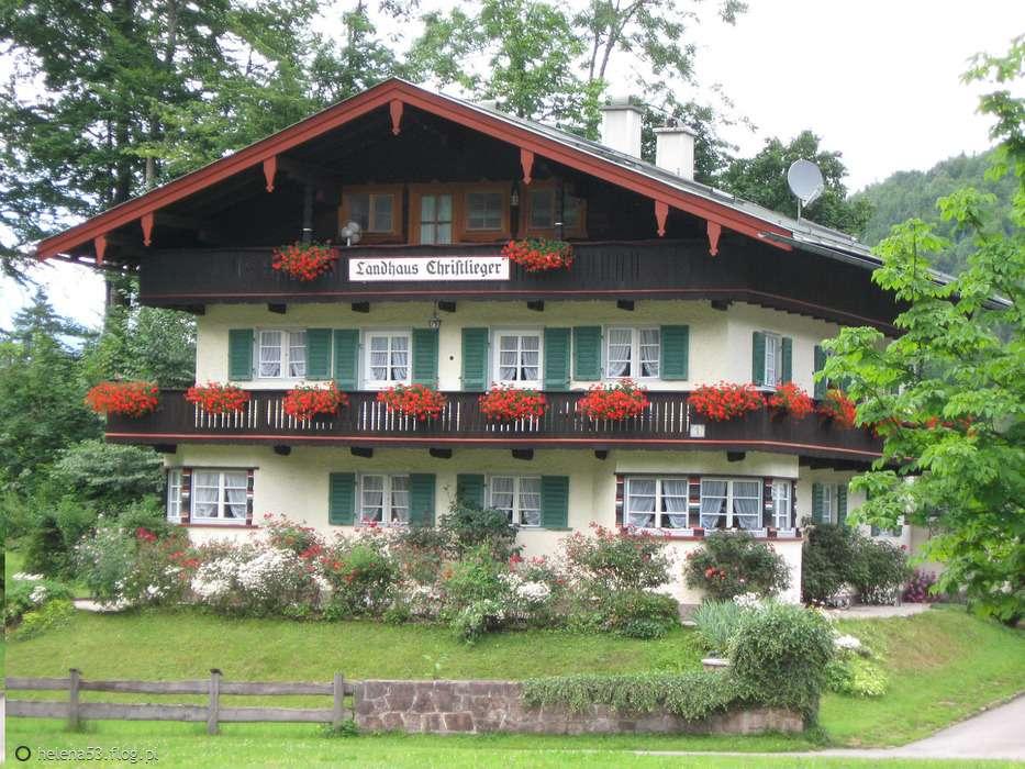 hus i Bayern - m (13×10)