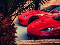 червено ферари