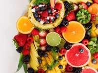 owoce- witaminki