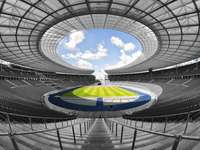 Estádio olímpico - Alemanha