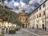 Heiligtum San Francesco di Paola Kalabrien Italien
