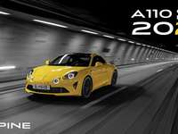 Alpine A110 Франция