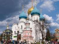 De Troitsky-Sergievsky Lavra