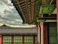 Korean Traditional Palace