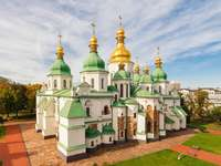 Καθεδρικός ναός της σοφίας του Θεού στο Κίεβο