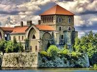 Castello di Tata in Ungheria