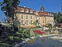 Sorokpola Castle in Hungary