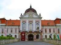 Castillo de Gödöllö en Hungría