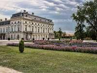 Schloss Keszthely in Ungarn