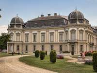 Castillo de Keszthely en Hungría