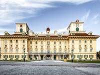 Palacio de Esterhazy en Hungría