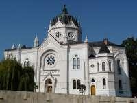 Sinagoga Szolnok din Ungaria