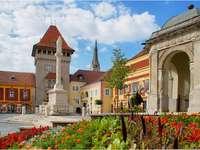 Πόλη Koszeg στην Ουγγαρία
