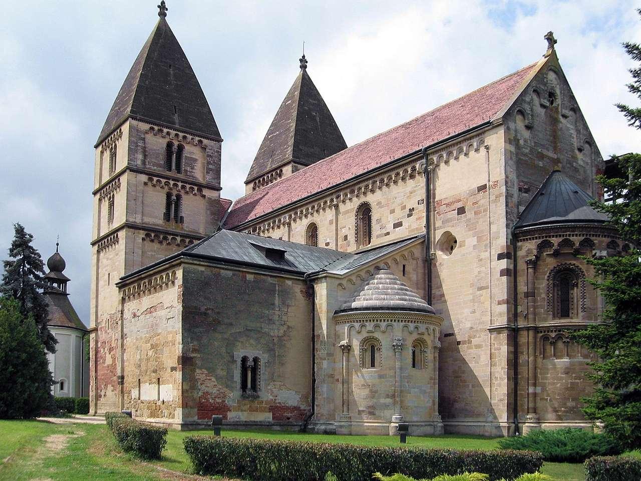 Église Saint George à Jak Hongrie