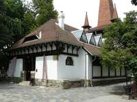 Clădirea bisericii din Ungaria
