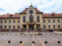 Città di Csongrad in Ungheria