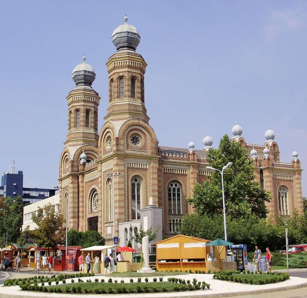 Město Szombathely v Maďarsku (11×11)