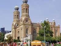 Szombathely Stadt in Ungarn