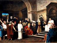Iisus înaintea lui Pilat