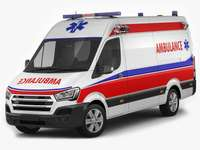 ambulanza 123