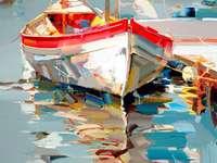 Морска живопис