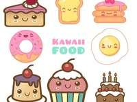 Cute kawaii foods