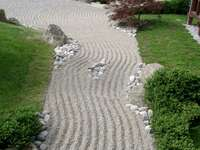 Zen-Garten