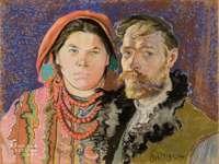 Полски художници - Св. Виспянски
