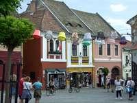 Locul artistului Szentendre în Ungaria