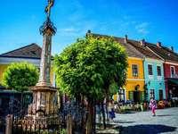 Il posto dell'artista Szentendre in Ungheria