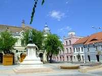 Szekszardova synagoga v Maďarsku