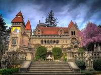 Bory var Schloss in Ungarn