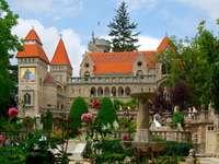 Замъкът Bory var в Унгария