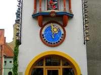 Град Секешфехервар в Унгария