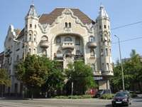 Szeged Stadt in Ungarn