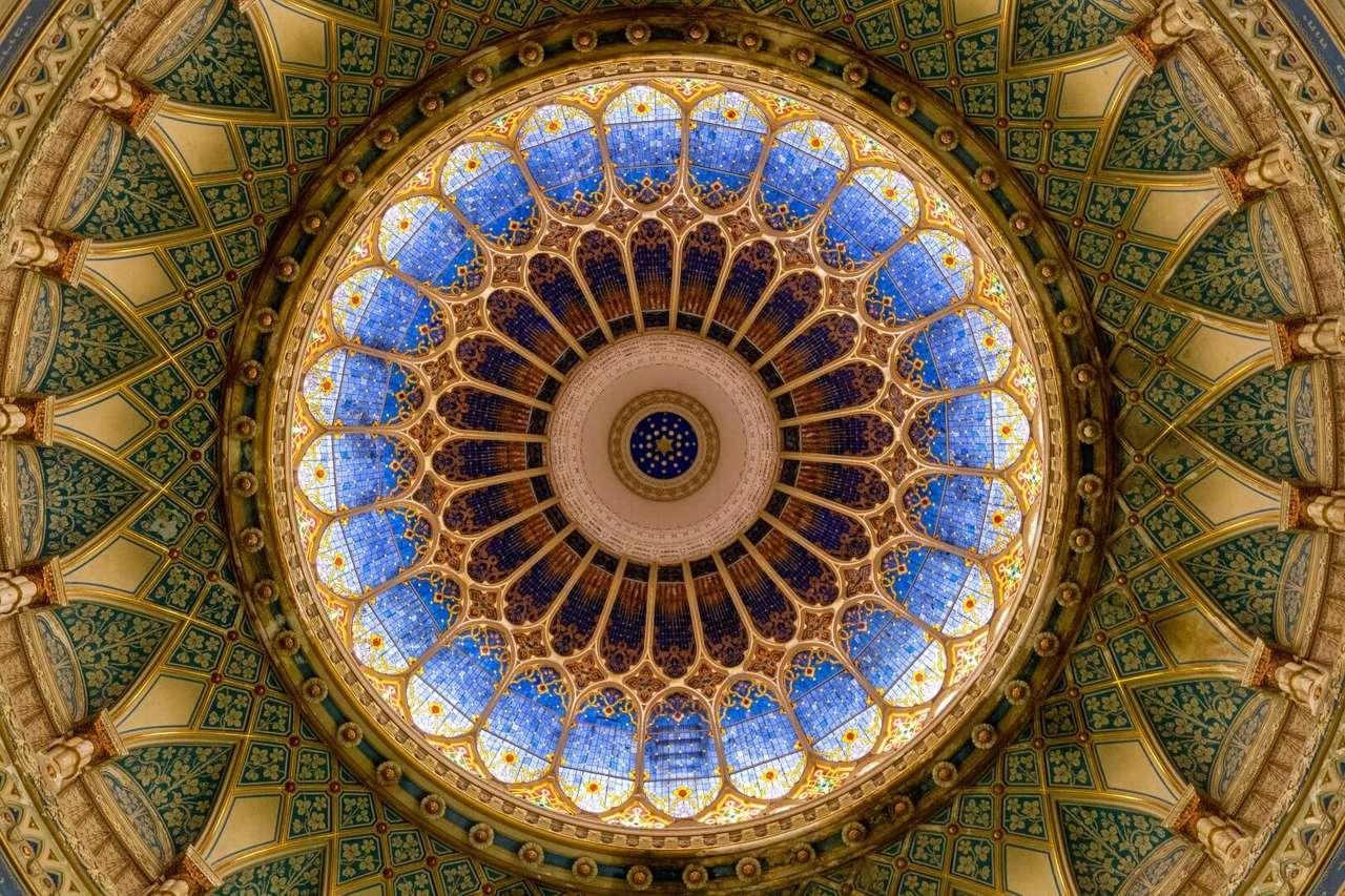 Synagogue Szeged Dome en Hongrie (16×11)