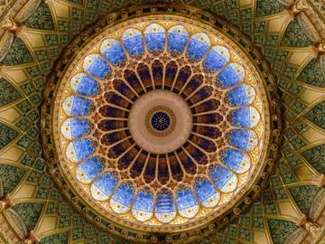Synagogue Szeged Dome en Hongrie