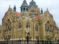 Cidade de Szeged na Hungria