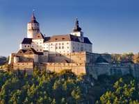 Sopron Castle in Hongarije