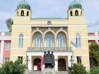 Mohacs city in Hungary