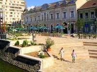 Miskolc Stadt in Ungarn
