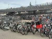 Kerékpár állomás