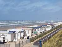 Zandvoort Hollandiában