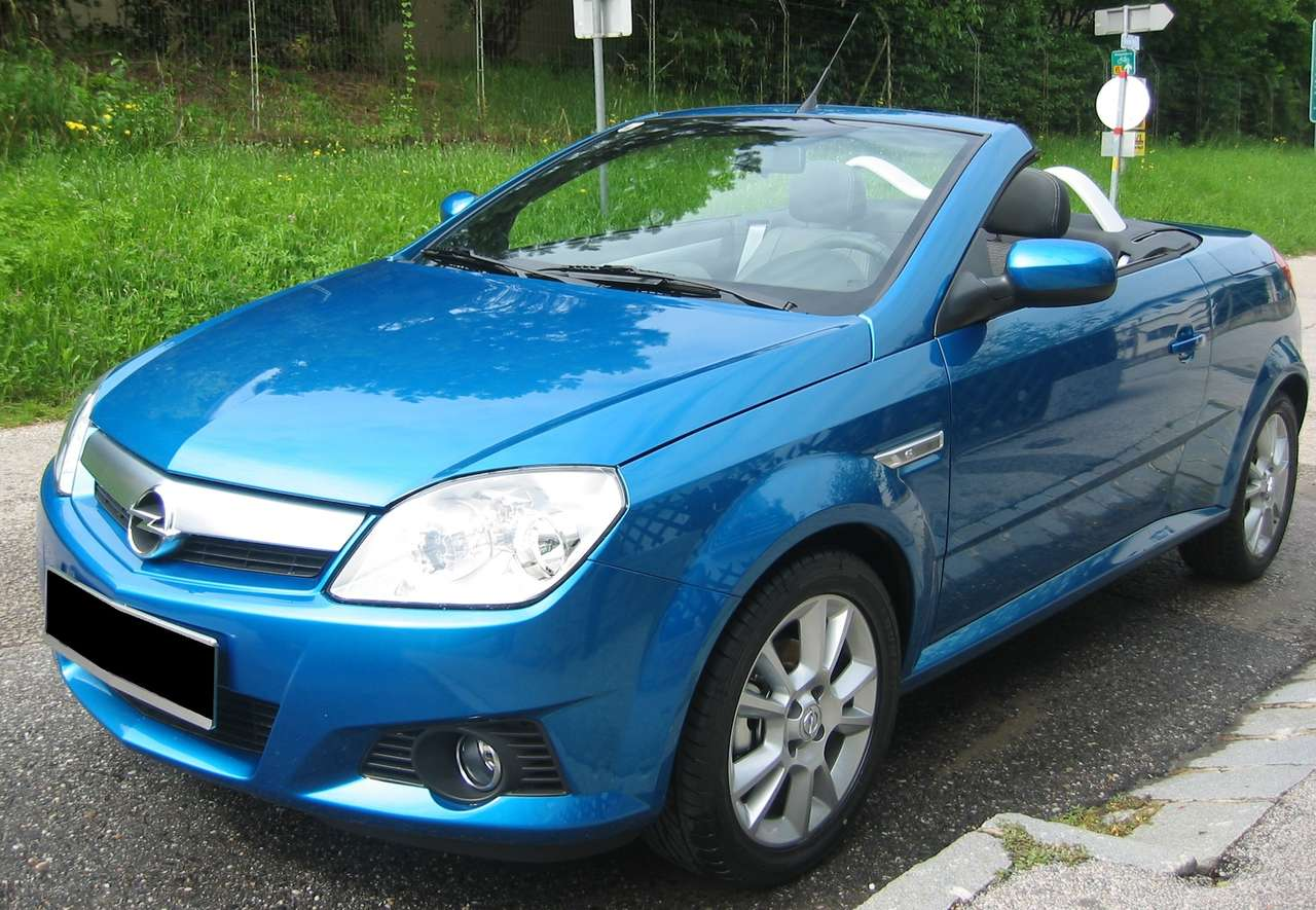Opel Cabrio Tigra Twintop