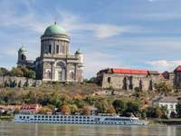 Wnętrze katedry w Esztergom na Węgrzech