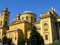 Катедралата Егер в Унгария