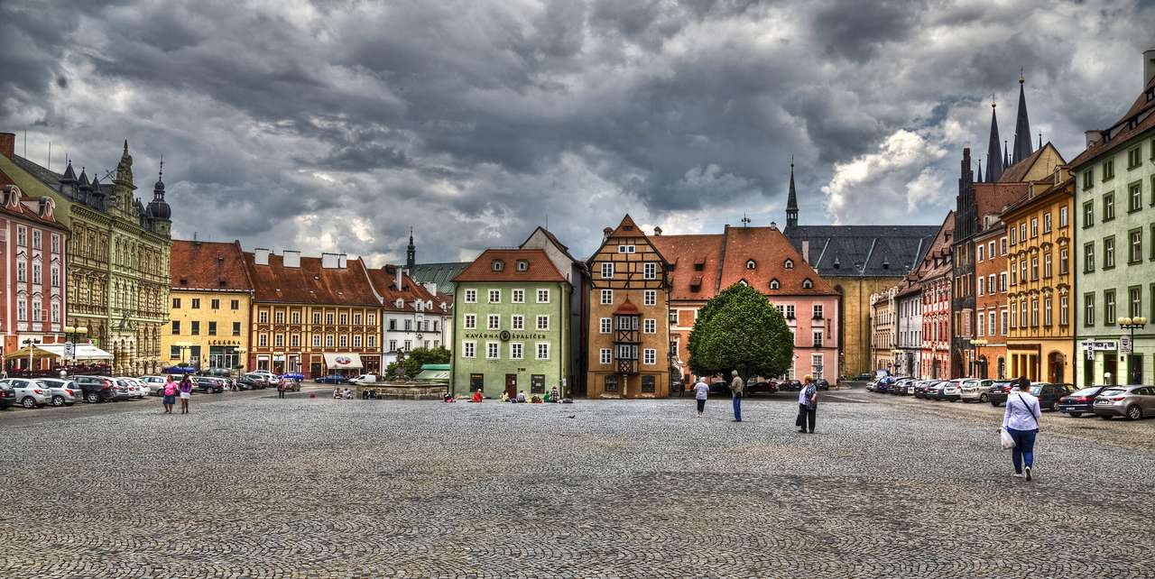 Eger város Magyarországon (17×9)